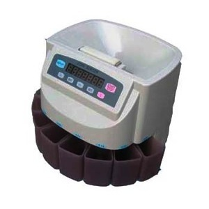 AUS950 COINCOUNTER/SORTER - Base model