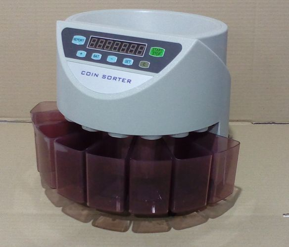 AUS900 COIN COUNTER/SORTER WAS $385 - Click Image to Close