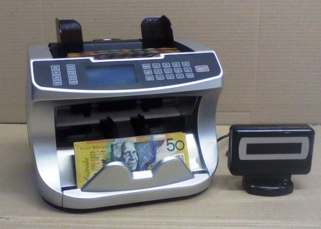AUS9000A COUNTER/VALUER was $1295 !!